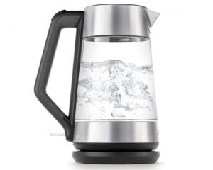 6 OXO 8710300 Cordless Glass Electric Kettle